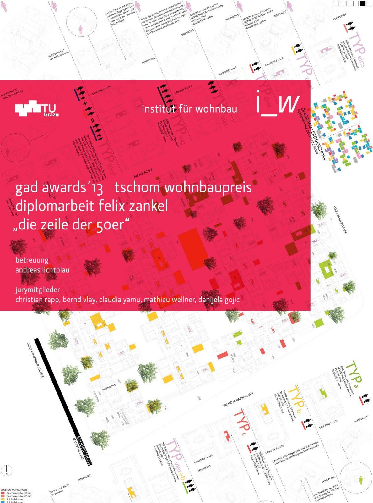 gad awards 2013 felix zankel erhält den tschom wohnbaupreis
