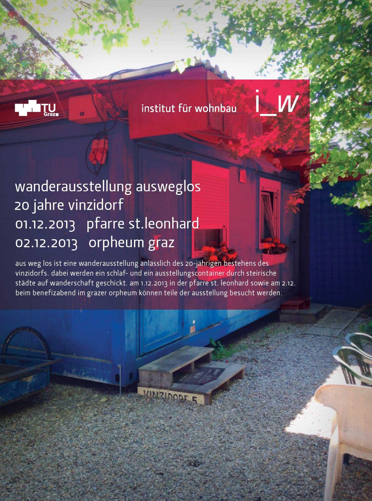 wanderausstellung ausweglos 20 jahre vinzidorf