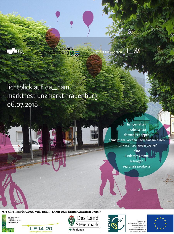 lichtblick auf da_ham marktfest unzmarkt-frauenburg