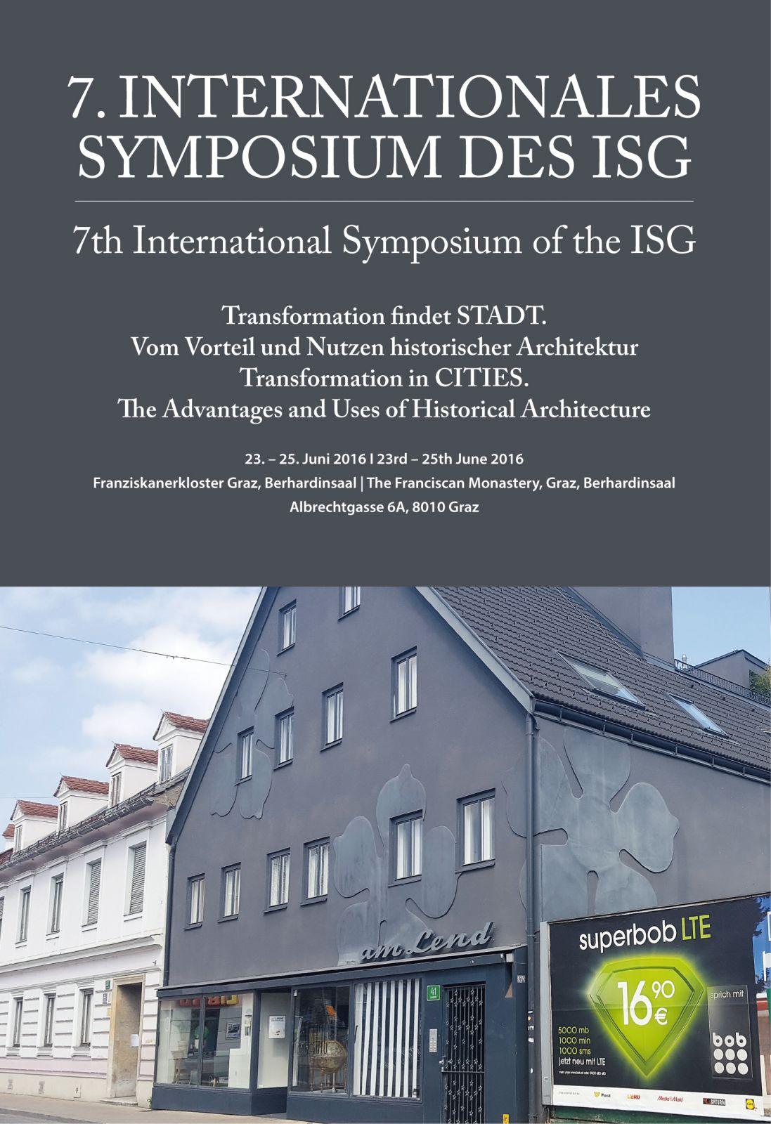 isg-symposium Transformation findet STADT.