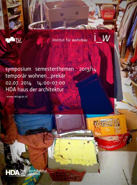 symposium temporär wohnen _ prekär