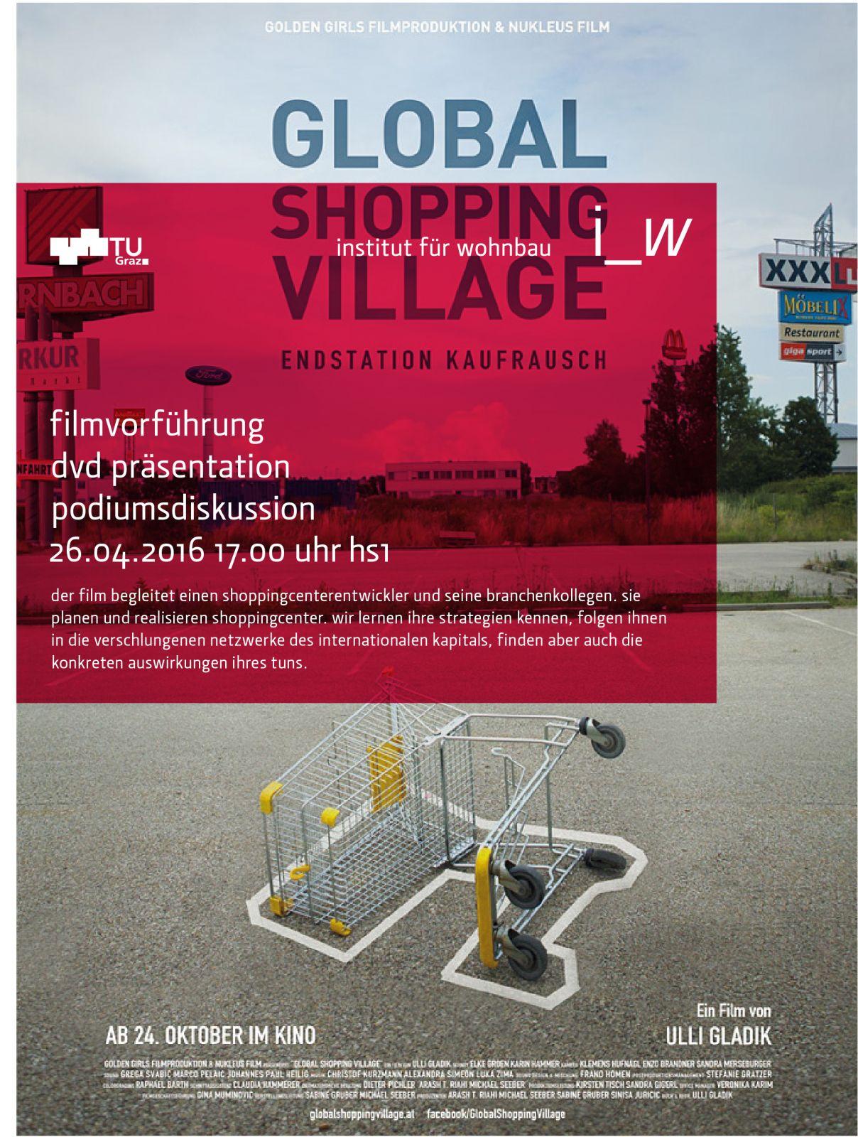 filmvorführung_dvd präsentation_podiumsdiskussion global shopping village