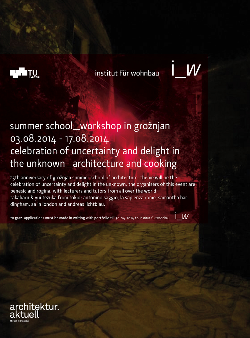 summer school_workshop in grožnjan architecture and cooking