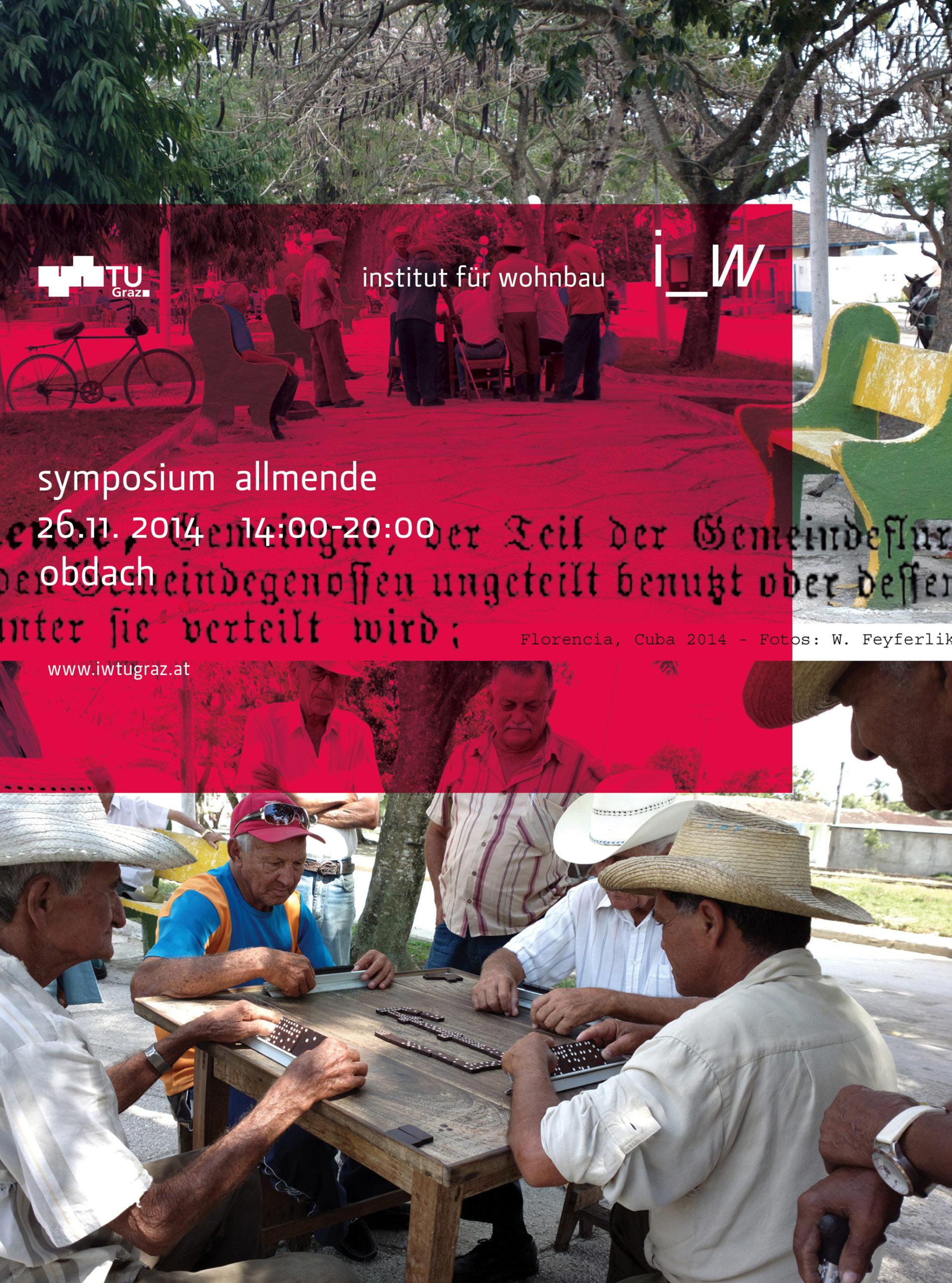 symposium allmende obdach